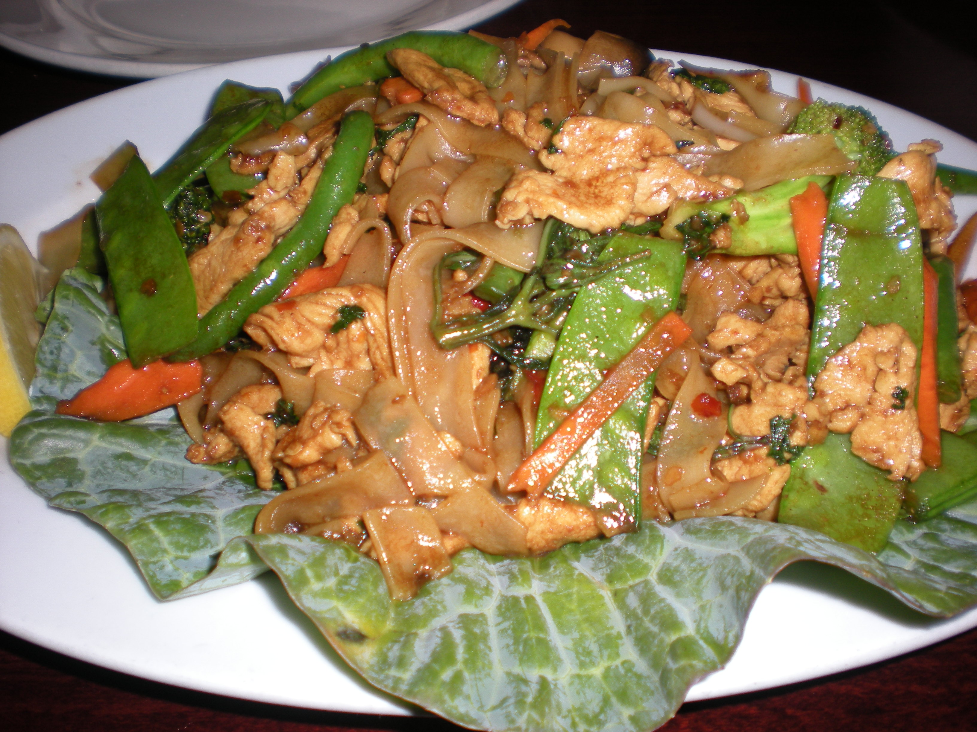 Bangkok Garden I Came I Saw I Ate